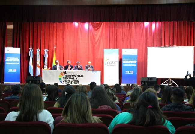 Congreso de Diversidad Sexual I